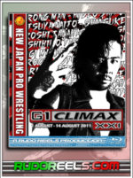 Thumbnail - NJPW G1 Climax 2011