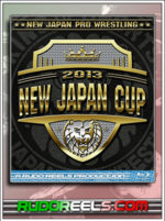 BD Thumbnail - NJPW New Japan Cup 2013