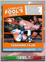 BD Thumbnail - Fools Guide to Yoshihiro Tajiri